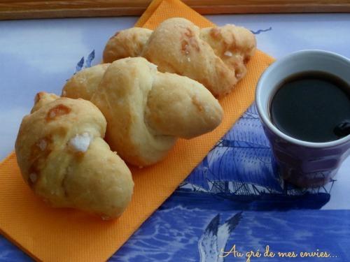Brunnengipfel, croissant, petit-déjeuner