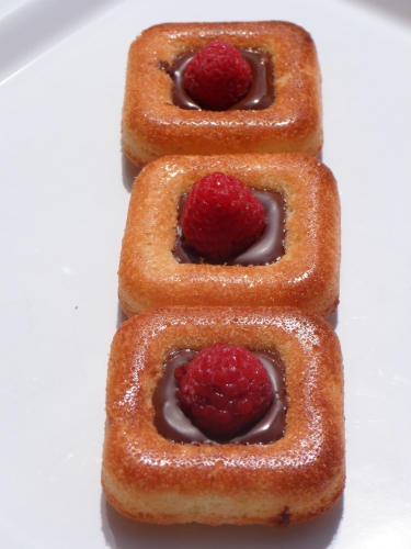 Financiers, citron,