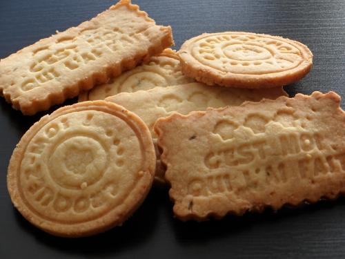 Biscuits salés, apéritif