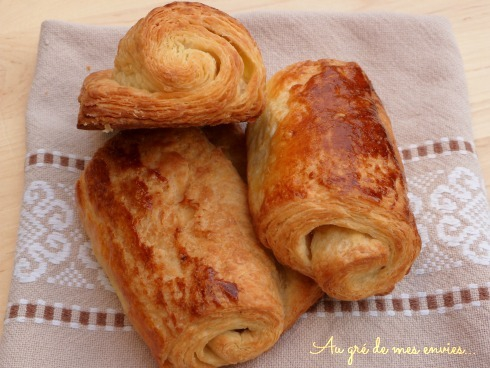 Petit pain au chocolat, petit-déjeuner