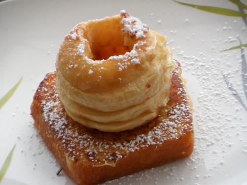 Dessert, Pommes, quatre-quarts