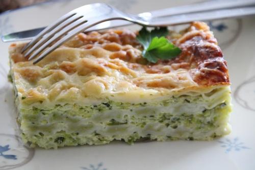 courgette, ravioles du Dauphiné