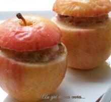 Pommes, viande
