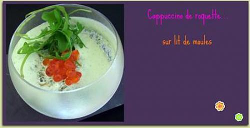 Roquette, moules